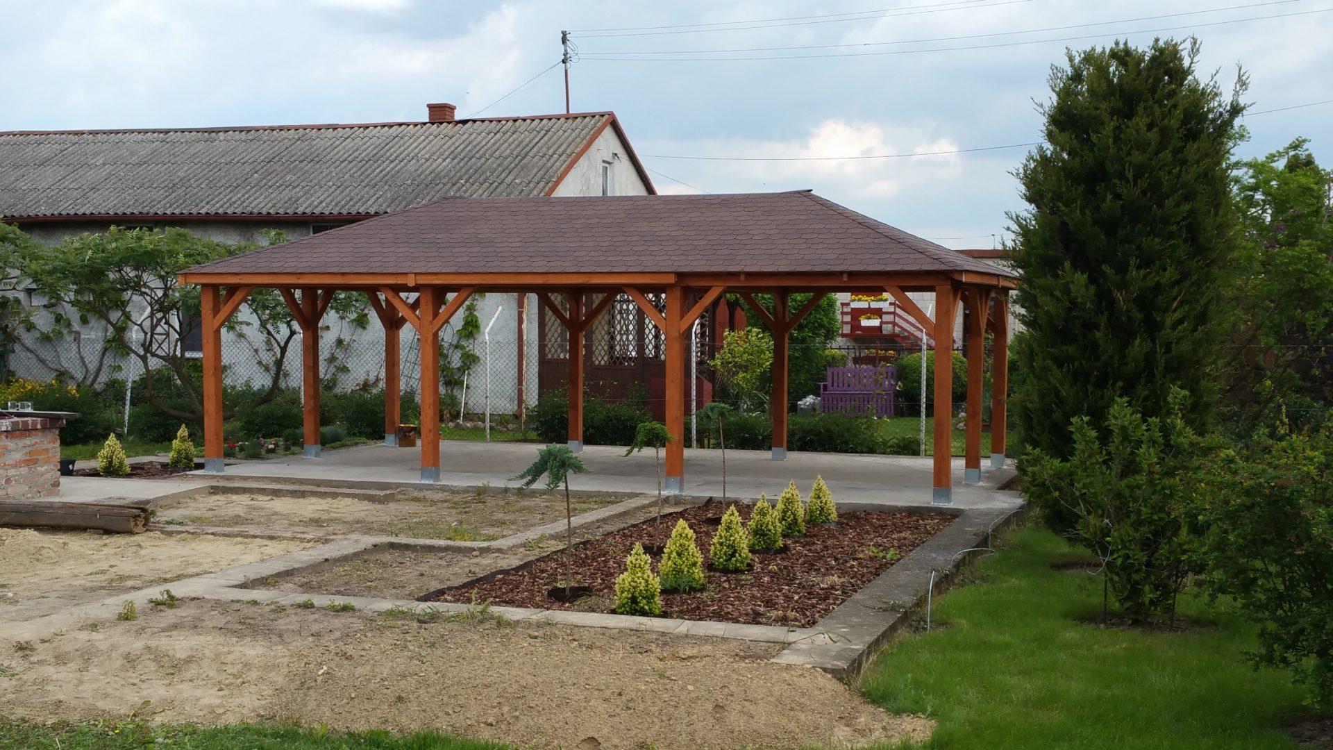 Alt Land Altany Ogrodowe Domki Narzędziowe Wiaty I